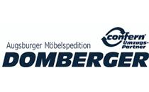 Logo von Augsburger Möbelspedition Carl Domberger GmbH & Co. KG