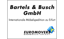 Logo von Bartels & Busch GmbH Internationale Möbelspedition