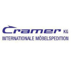 Logo von CRAMER KG - Internationale Möbelspedition